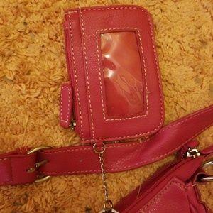 croft & barrow Bags - Pink croft and barrow bag